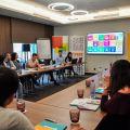 """Работилница за млади """"Зголемување на младинското учество во процесите на донесување одлуки и соработка со институции"""""""
